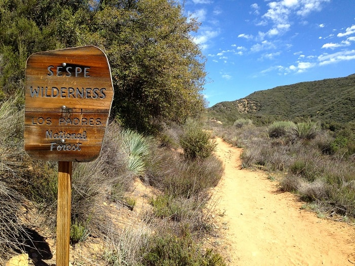 los-padres-national-forest