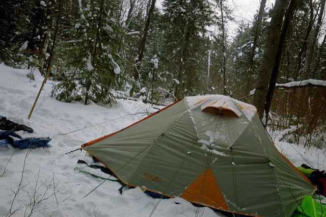 The Best 4 Season Camping Tents (Winter Tents)