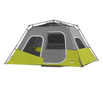 CORE 6-Person Instant Cabin Tent  sc 1 st  Rolling Fox & 4 of The Best Instant (Pop Up) Camping Tents