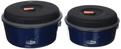 ​GSI Outdoors Bugaboo Base Camper Cook Set