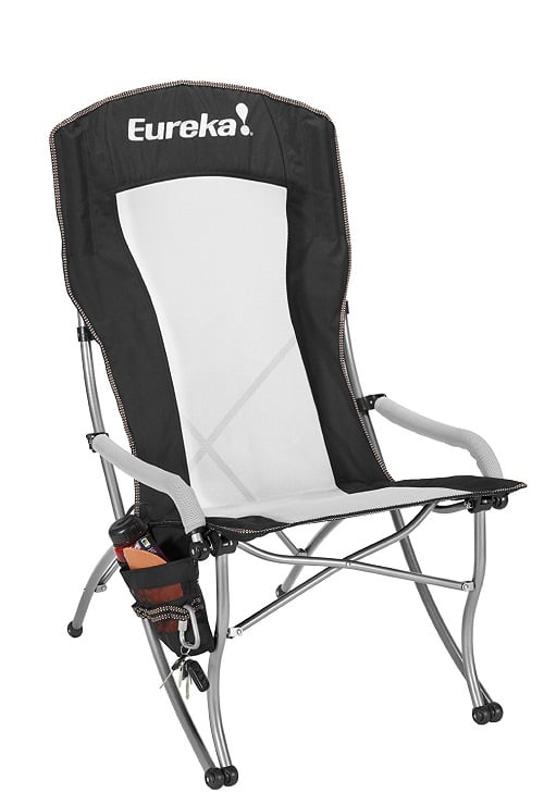 Eureka Curvy Back Chair