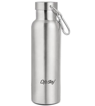 LifeSky Double Walled Vacuum Insulated