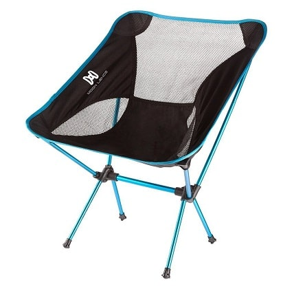 Moon Lence Camping Chair with Carry Bag
