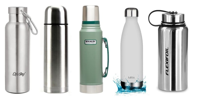 What Are The Best Vacuum Flasks For Camping In 2019