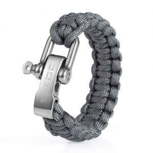 TI-EDC Paracord Survival Bracelet
