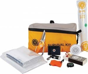 Ultimate Survival Technologies FeatherLite Survival Kit 2.0