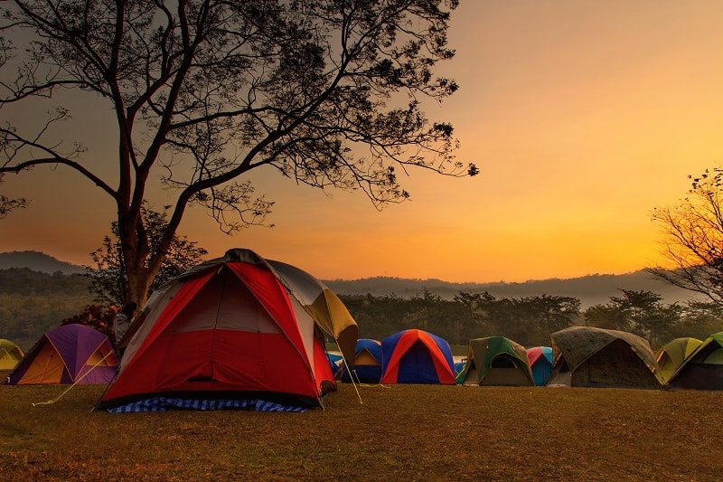 How to Keep a Tent Cool When Summer Camping