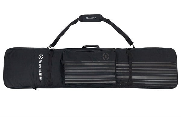 winterial snowboard bag with wheels